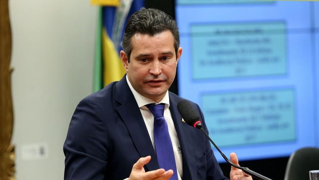 Ex-deputado Mauricio Quintela