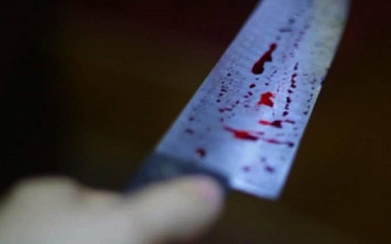 Golpes de faca — © Ilustração