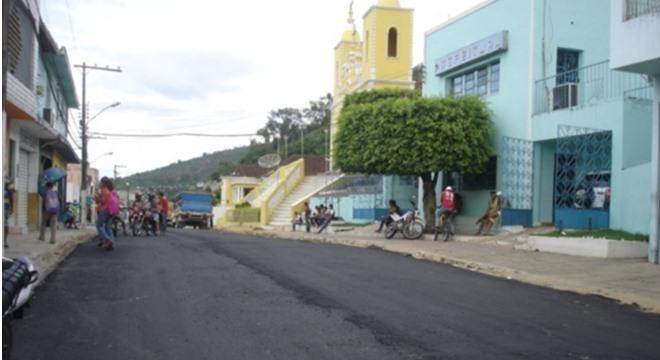 Prefeitura de Santana do Mundaú — © Reprodução