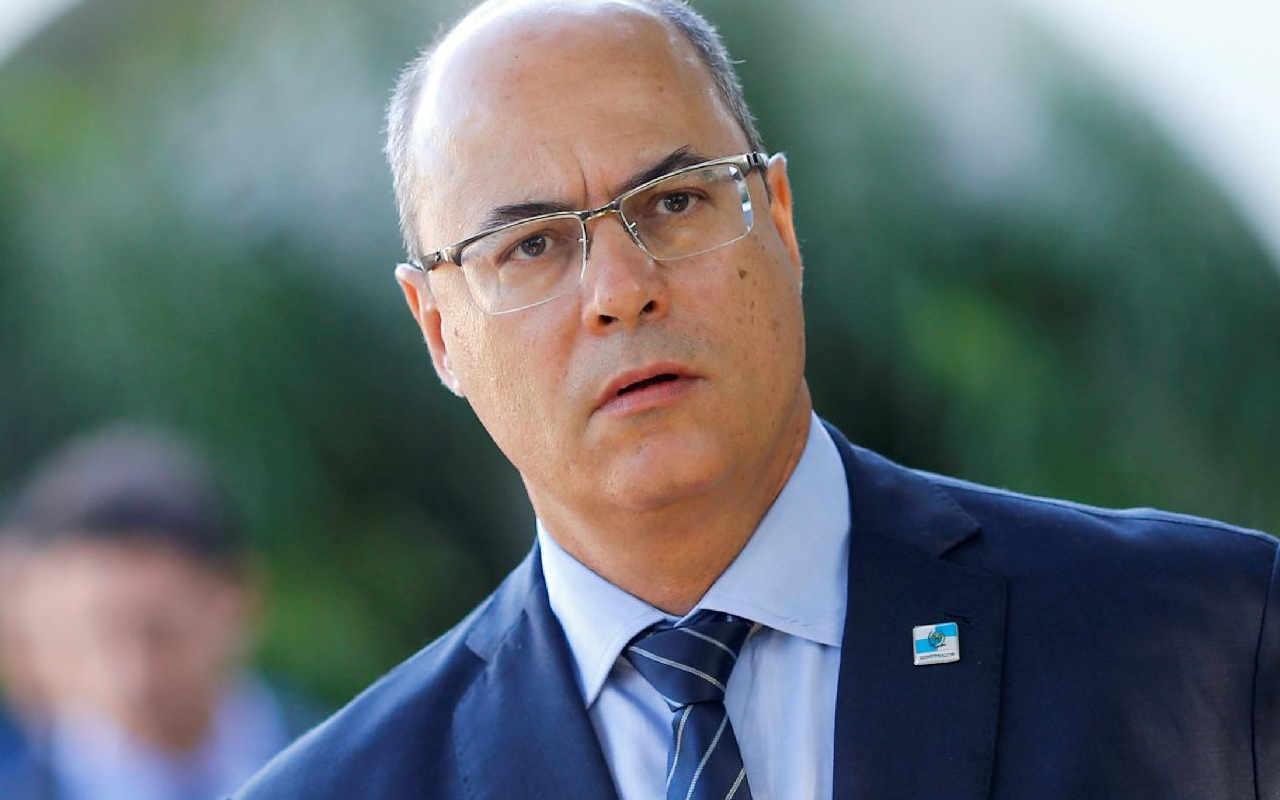 Governador do Rio de Janeiro Wilson Witzel — © Reprodução
