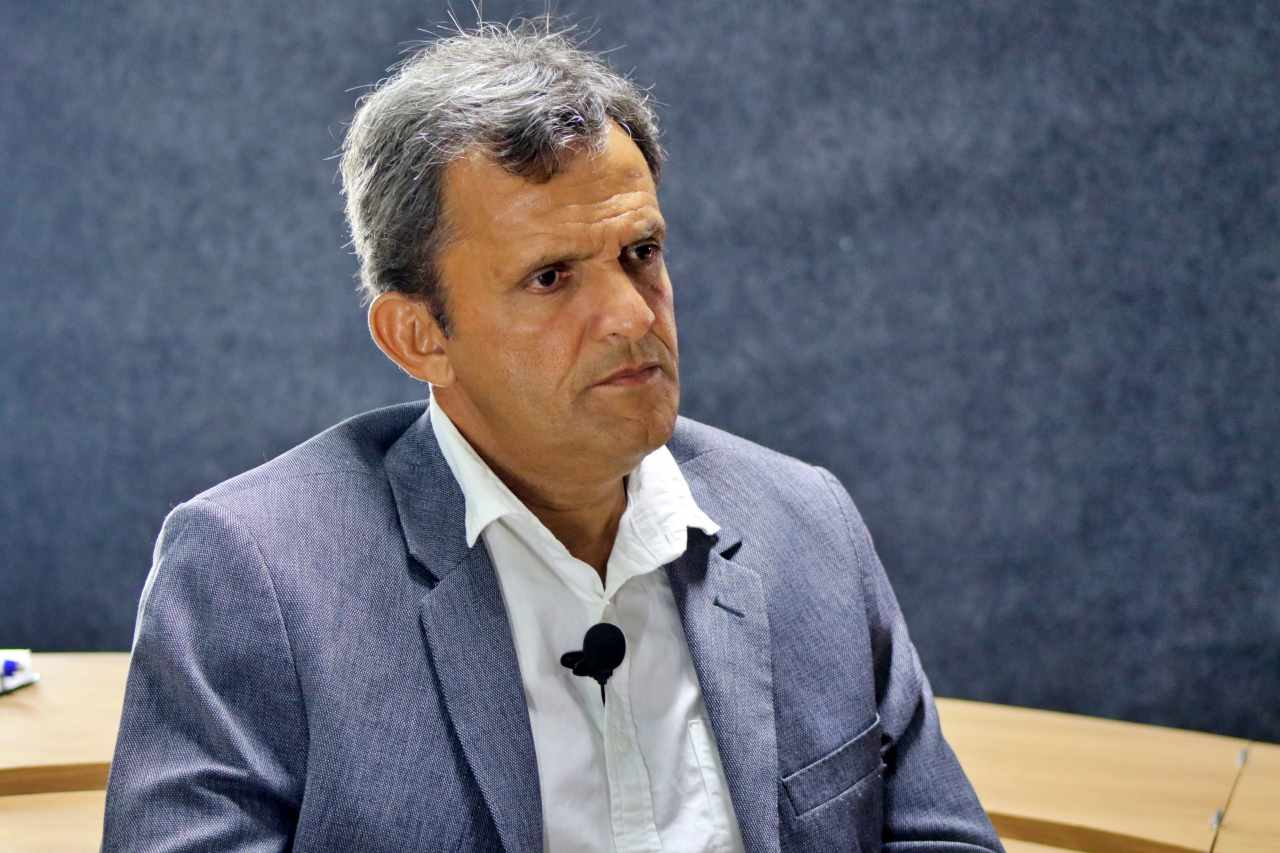 Zé Alfredo - vice prefeito do União dos Palmares - @BR104