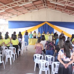 Evento sobre educação em Santana do Mundaú — © Reprodução