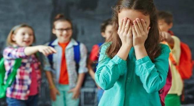 Campanha nacional contra o bullying — © Reprodução