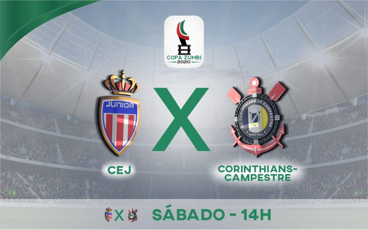 CEJ e Corinthians Campestre — © Alyson Santos