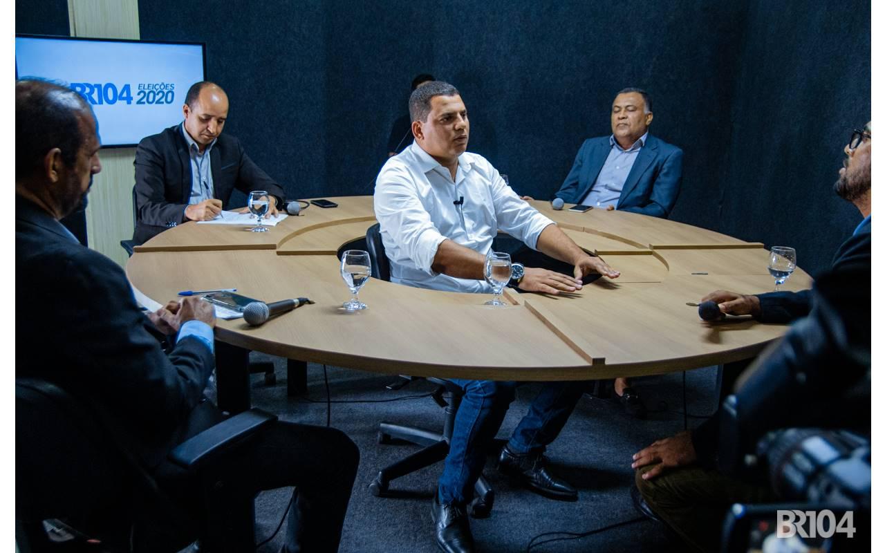 Programa BR Entrevistas — © Alyson Santos