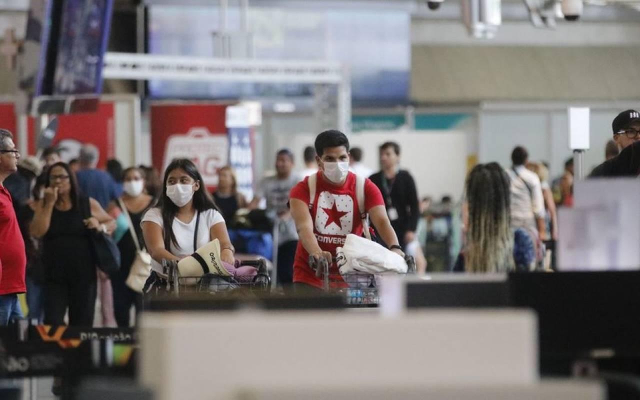 252 casos suspeitos são investigados no Brasil — © Fernando Frazão/Agência Brasil
