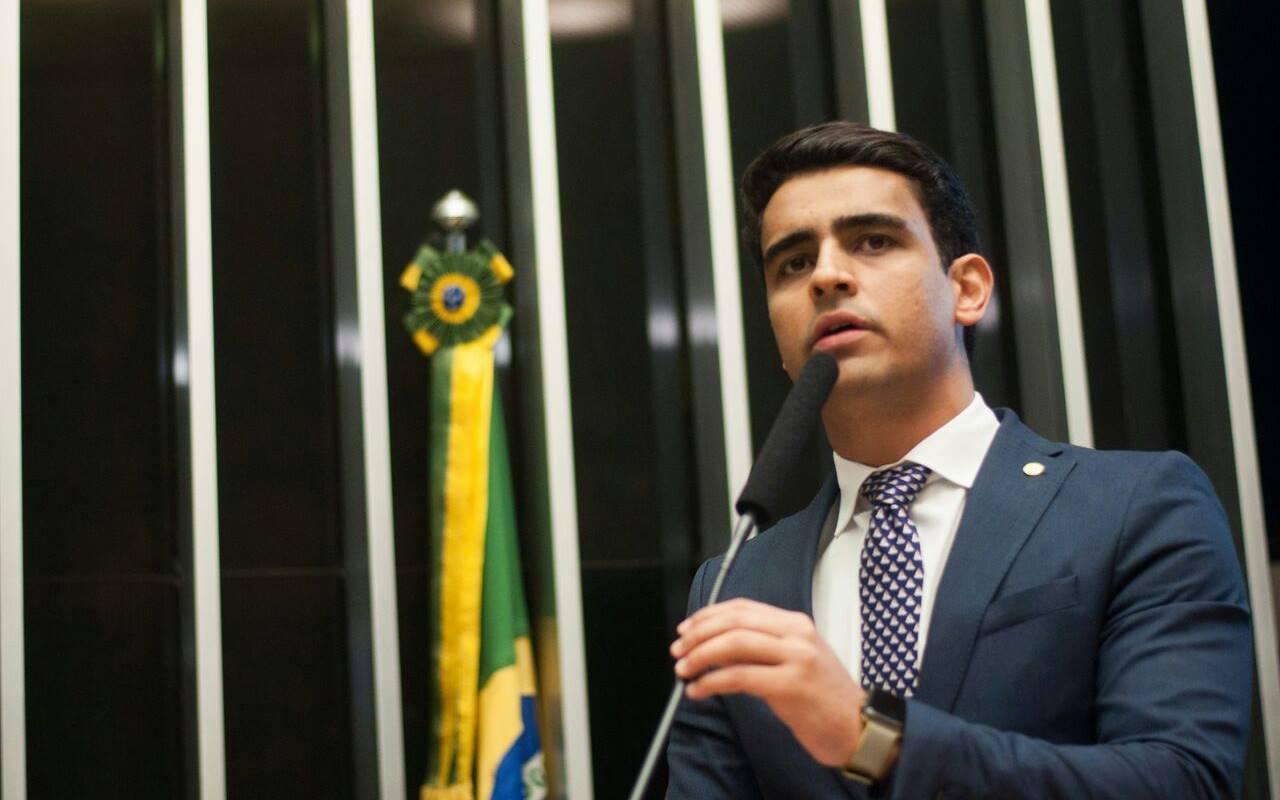 Deputado federal João Henrique Caldas (JHC/PSB/AL) — © Reprodução