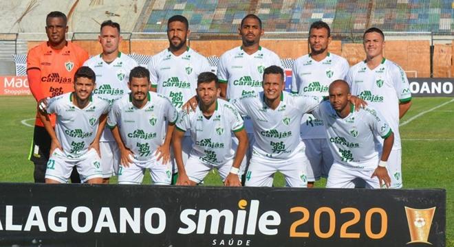 Líder do Campeonato Alagoano Murici FC — © Jaílson Colácio