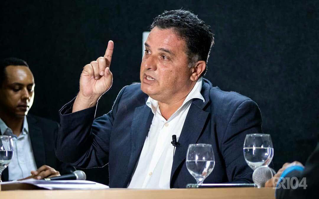 Prefeito de União dos Palmares, Areski Freitas — © Alyson Santos/BR104