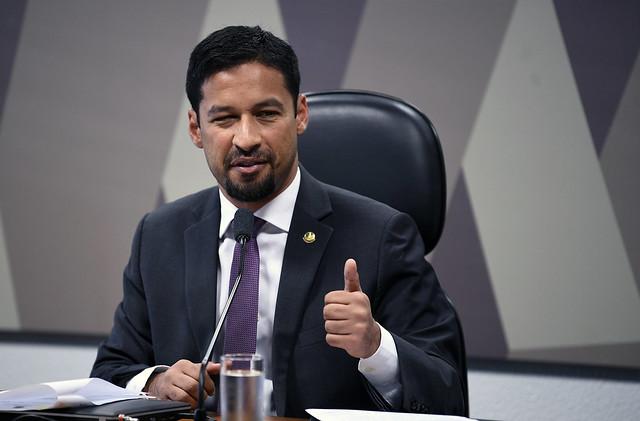 Senador Rodrigo Cunha - @Senado