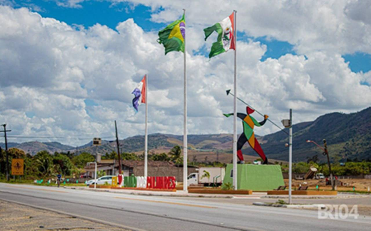 União dos Palmares — © Alyson Santos/BR104