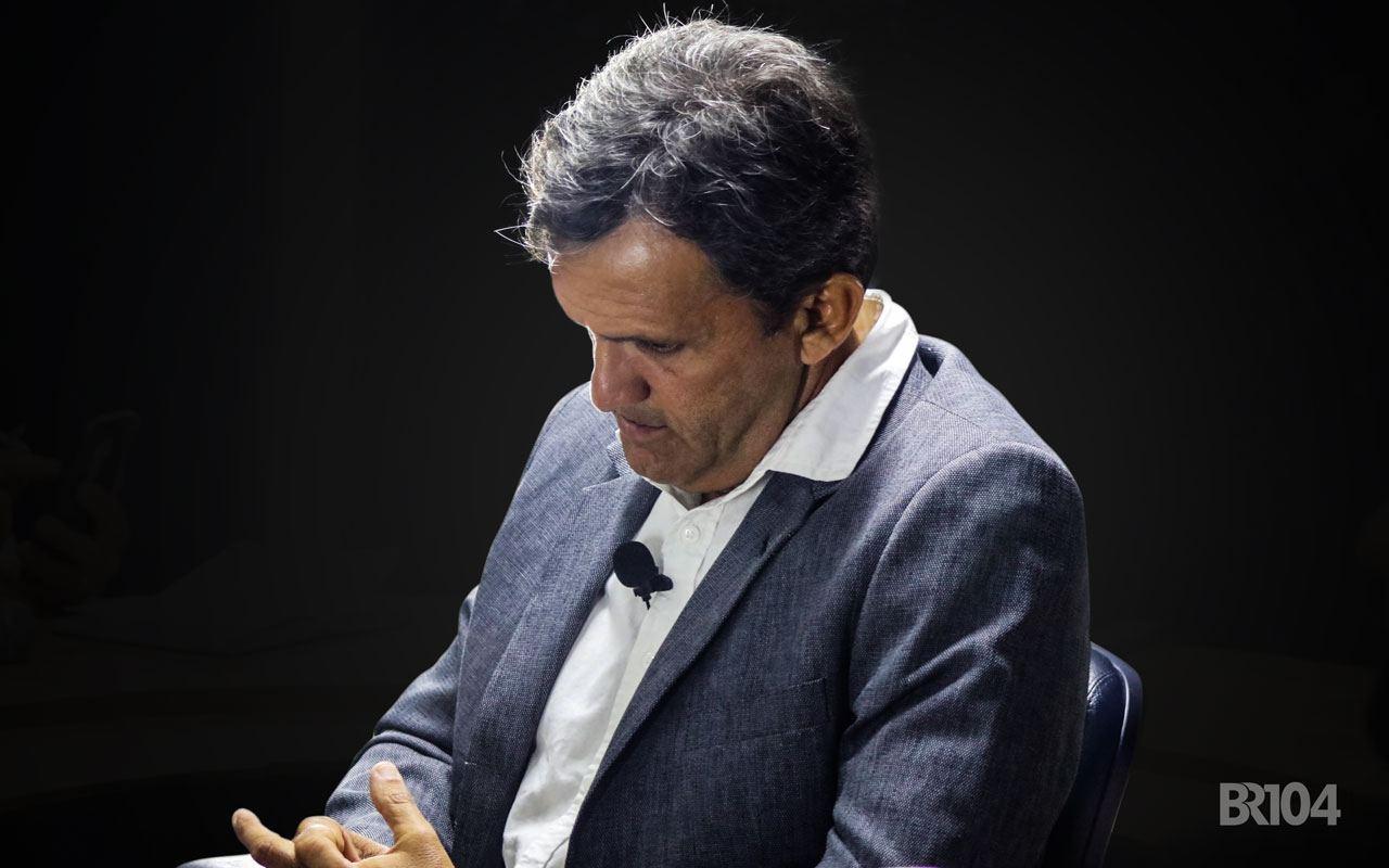 Vice- prefeito de União dos Palmares, Zé Alfredo - @BR104