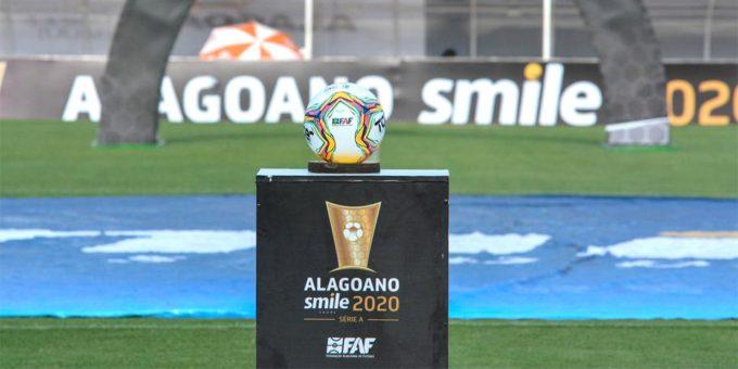 Campeonato Alagoano — © Reprodução