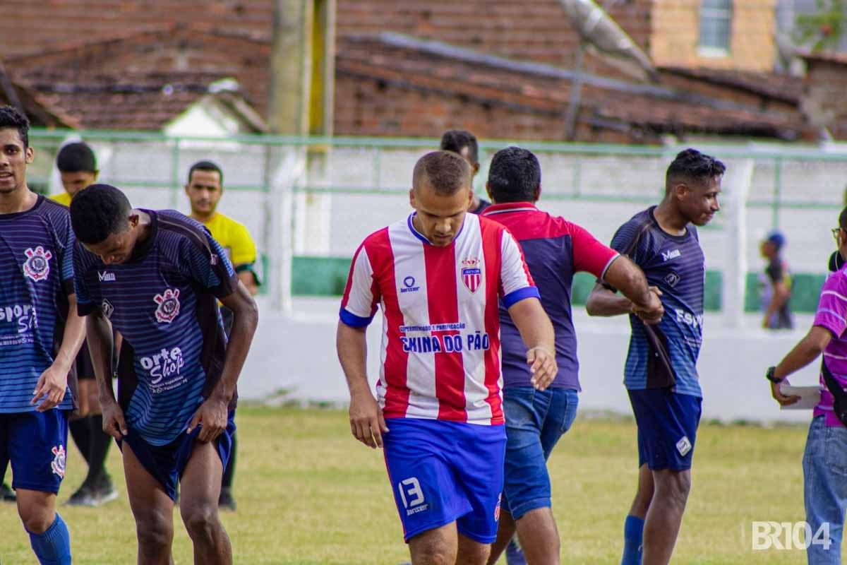 CEJ x Corinthians Campestre — © Alyson Santos