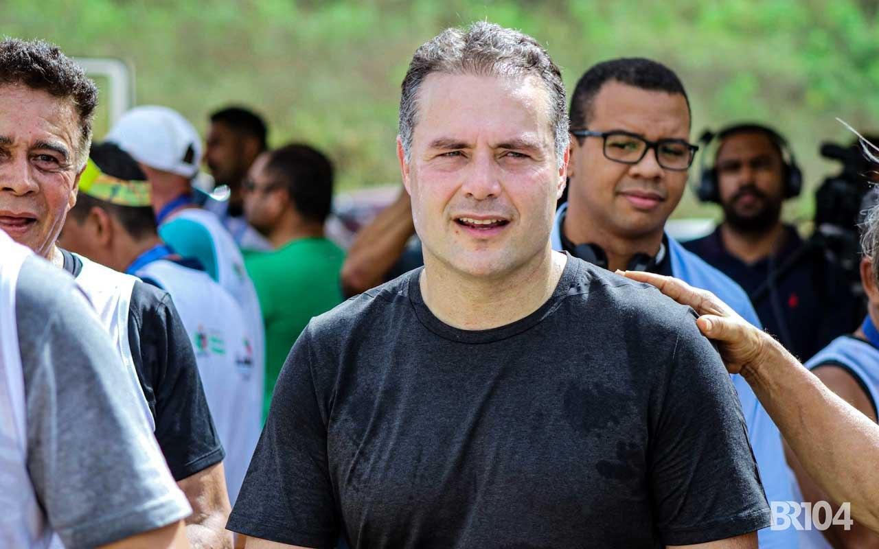 Governador Renan Filho — © Alyson Santos