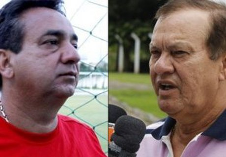 Marcos Barbosa e Rafael Tenório — © Reprodução
