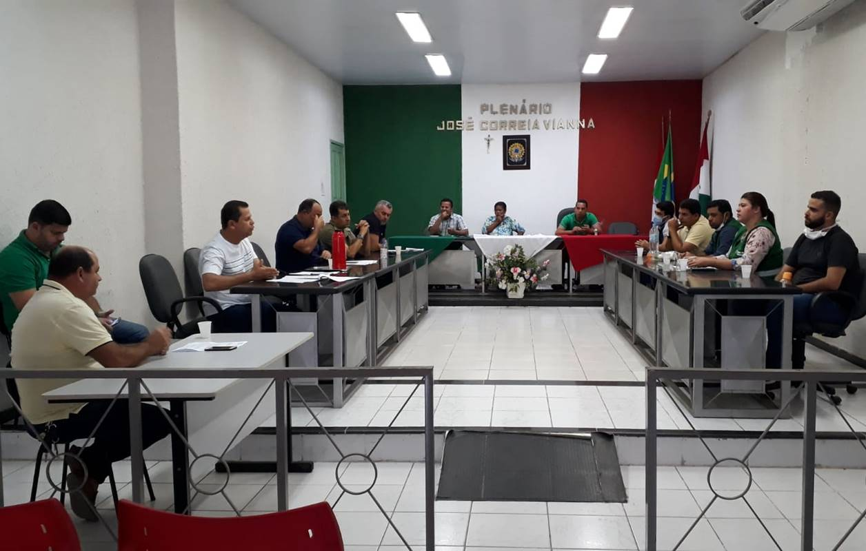 Câmara de Vereadores - @Rayane Rodrigues