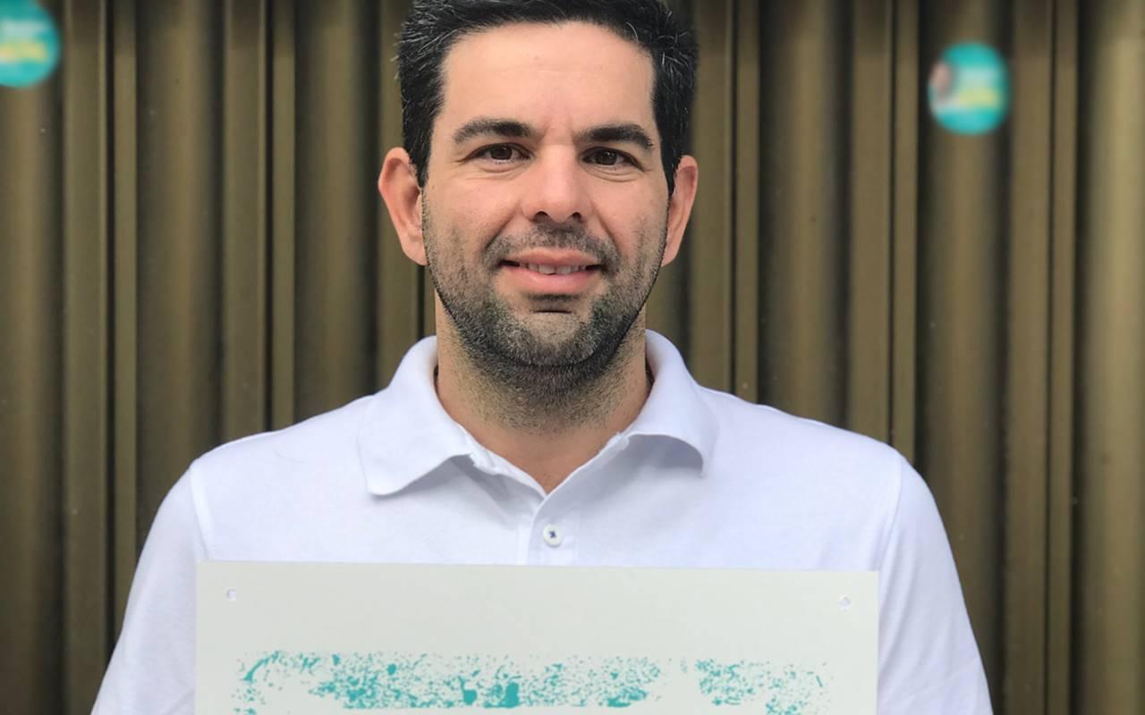 Eduardo Oliveira, vereador de Murici - @Reprodução