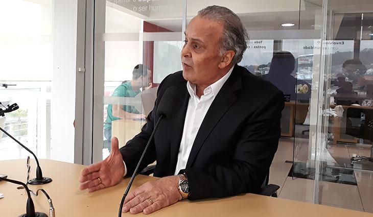 Dr. Rair Ribeiro — © Reprodução