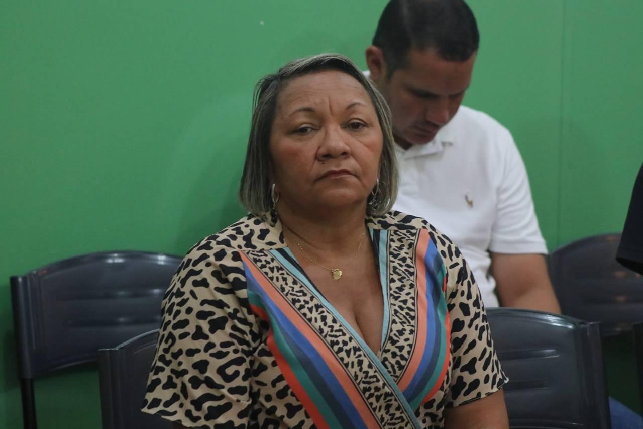 Professora Madalena, secretária de educação de União dos Palmares