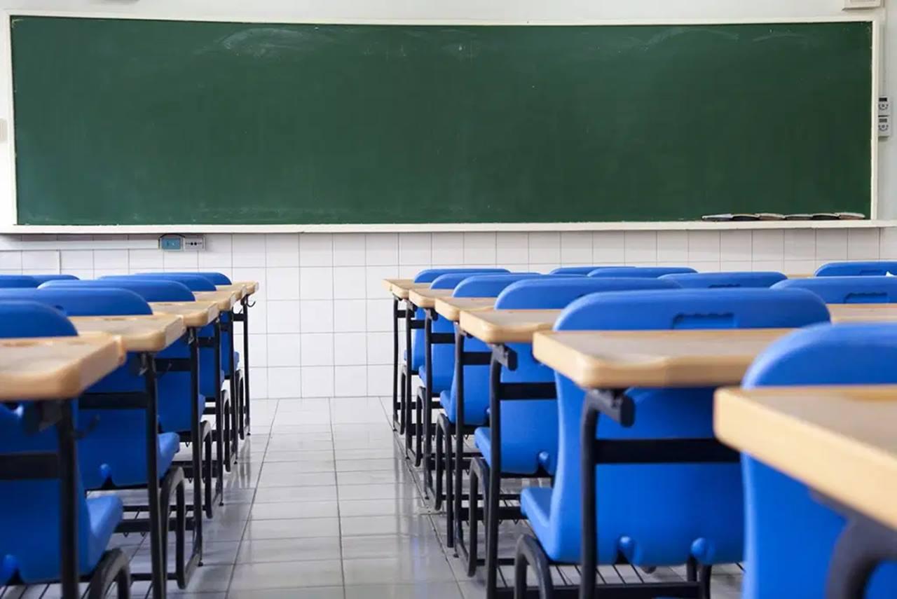 Sala de aula - @Reprodução