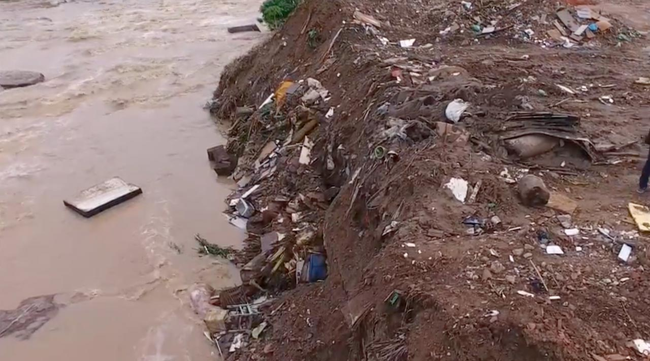 Rio Canhoto - São José da Laje