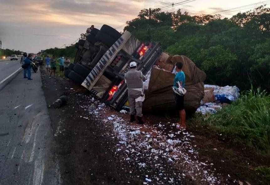 Veículo do acidente — © Reprodução