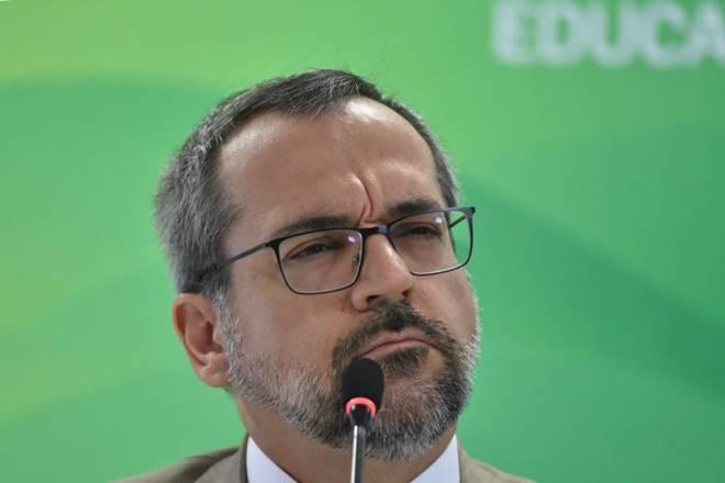 Abraham Weintraub, Ministro da educação - @reprodução