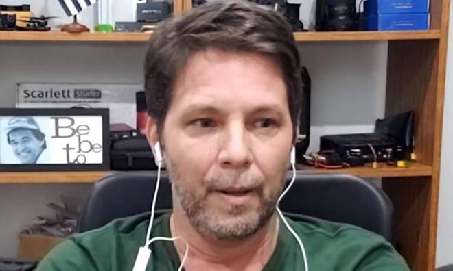 Ator Mario Frias, cotado para assumir a Secretaria Especial de Cultura