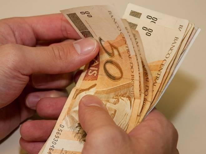Dinheiro - Imagem ilustrativa
