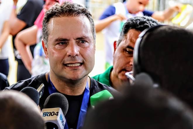 Governador de Alagoas Renan Filho - @BR104