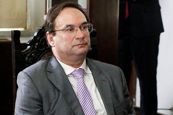 Vice governador Luciano Barbosa - @reproduçao