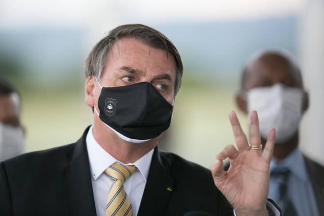 Presidente Jair Bolsonaro - @reprodução