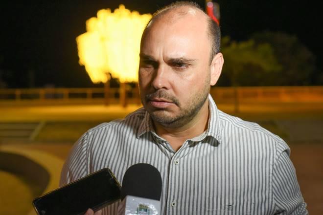 presidente do Podemos Alagoas, Tácio Melo- @Reprodução