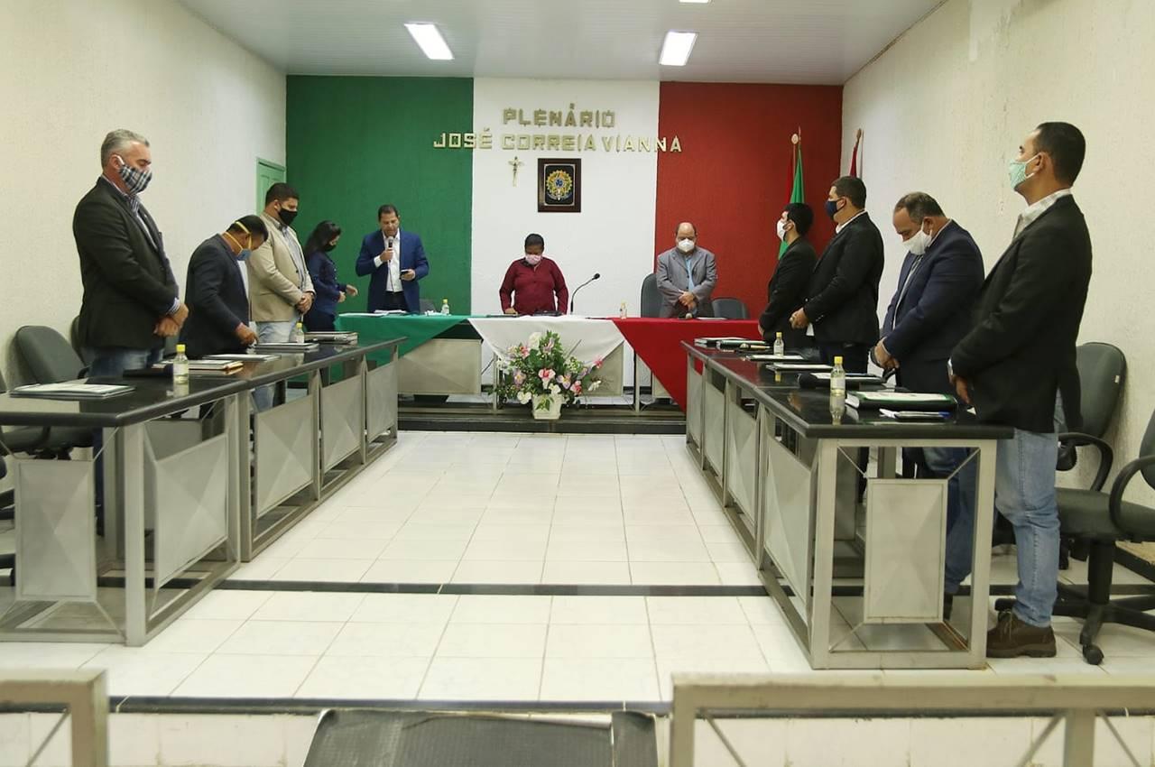 Câmara de vereadores de União dos Palmares - @Rayane Rodrigues