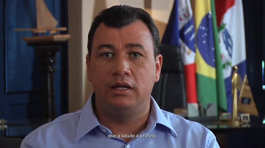 Ex-prefeito de Marechal Deodoro, Cristiano Matheus