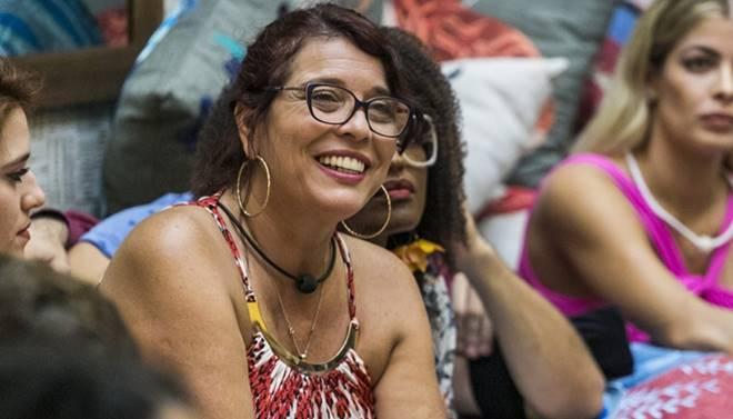 Mara Telles quando ainda estava no Big Brother Brasil 18 - @reprodução