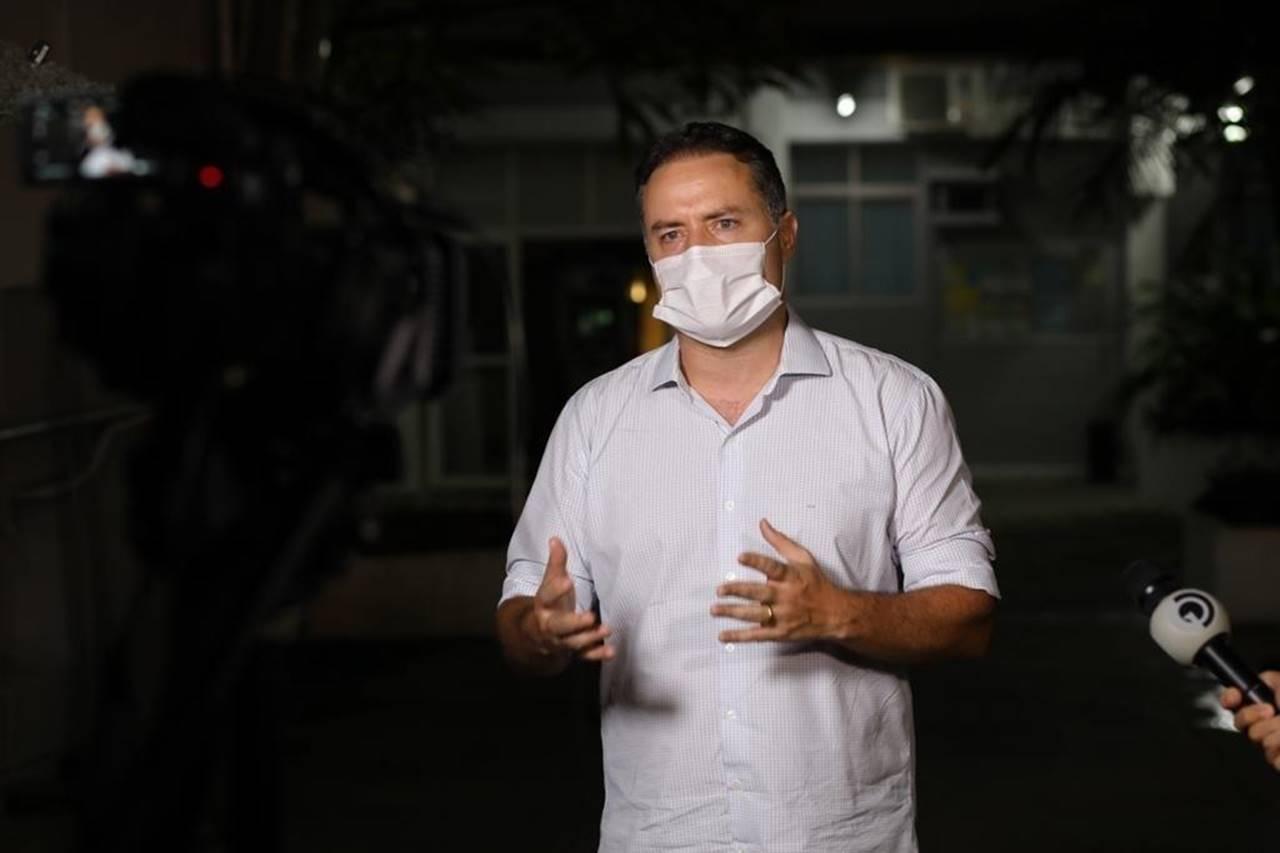 Governador de Alagoas Renan Filho — © Reprodução
