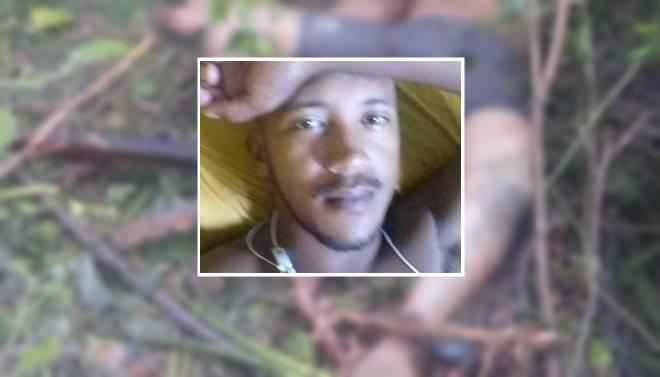 Homem identificado como Jal, encontrado morto em Branquinha