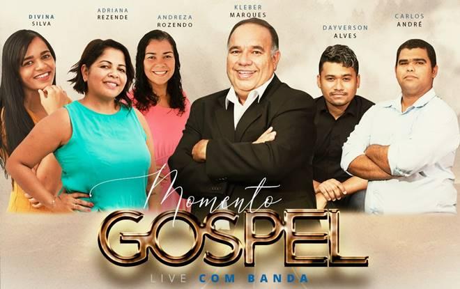 Live Momentos Gospel