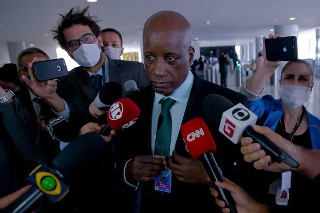 Sérgio Camargo, Presidente da Fundação Cultural Palmares - @reprodução
