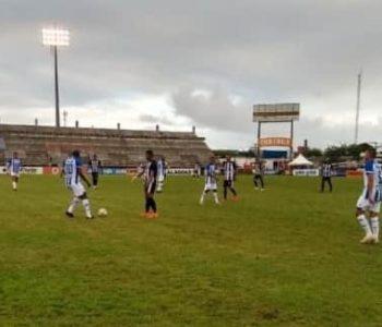 ASA vence CSA por 2 a 0 no Estádio Coaracy da Mata Fonseca — © Ascom/ASA