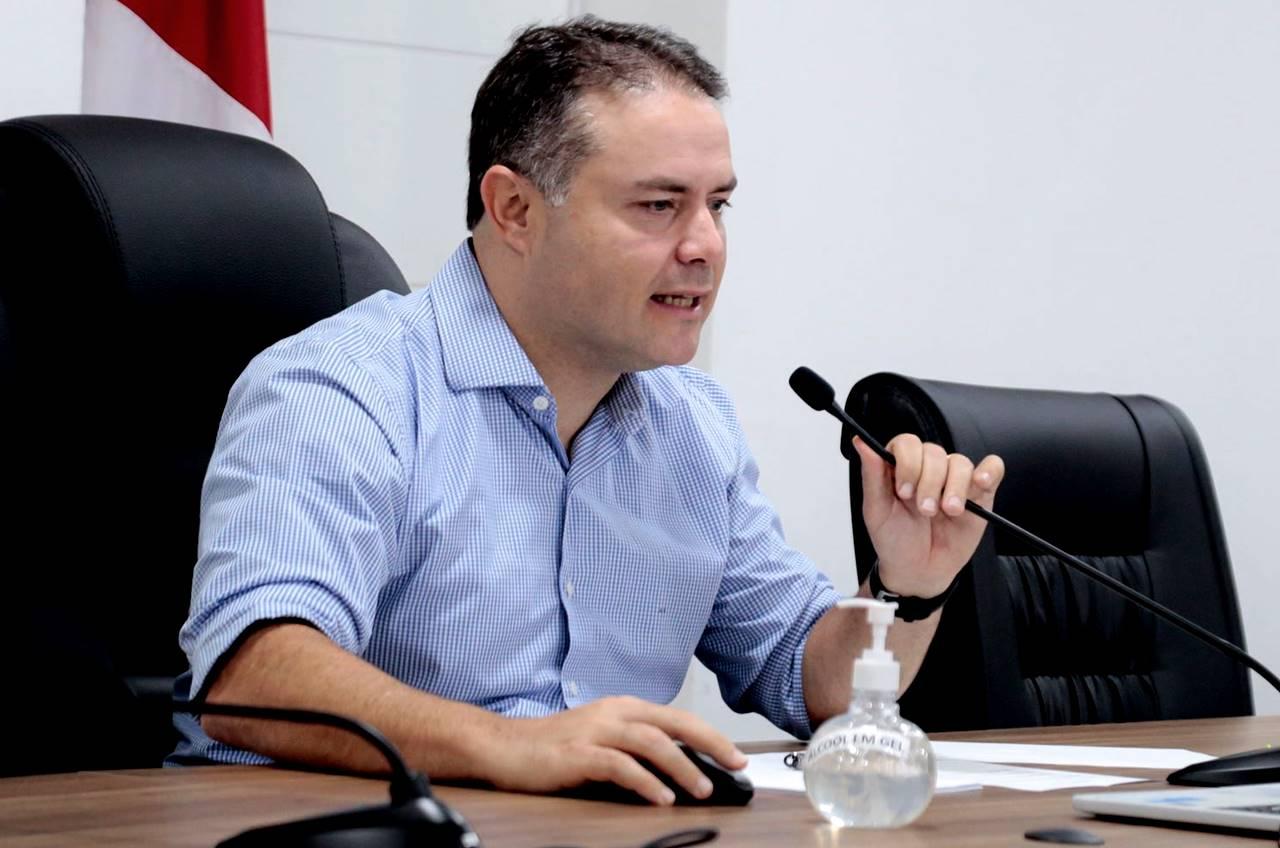 Governador de Alagoas, Renan Filho - Divulgação