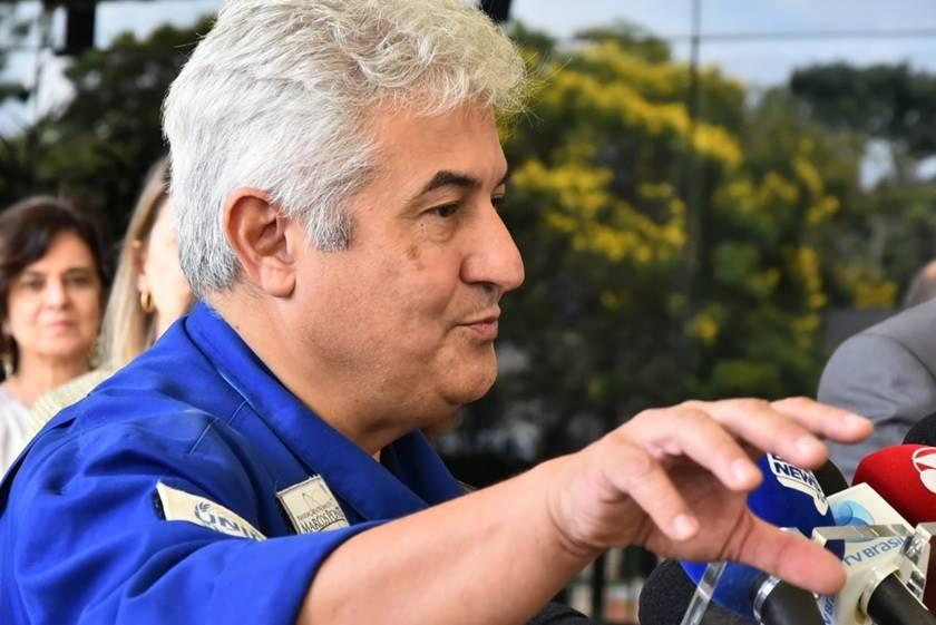 Ministro Marcos Pontes - Divulgação