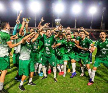 Murici garante acesso a Copa do Brasil 2021 — © Aiton Cruz