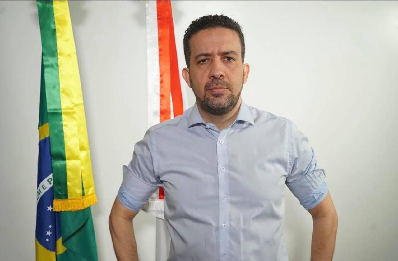 Deputado federal André Janones - Divulgação
