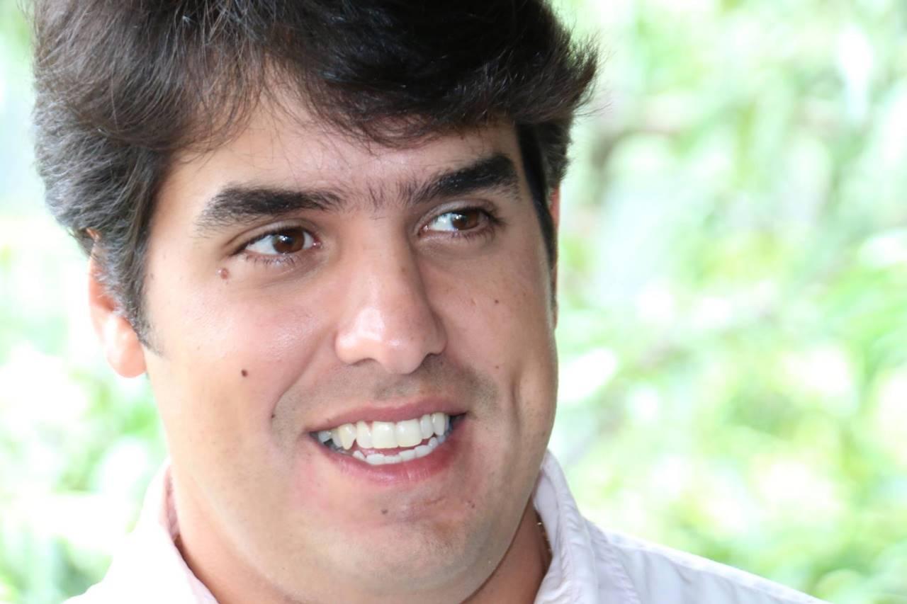 Jairinho Maia, prefeito de Branquinha - reprodução