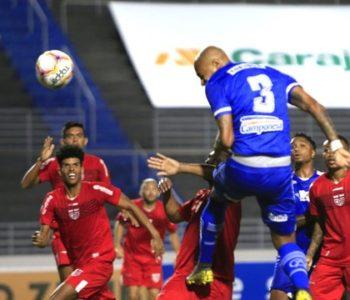 CSA vence CRB por 1 a 0 e assume segundo lugar na tabela do Alagoano — © Reprodução