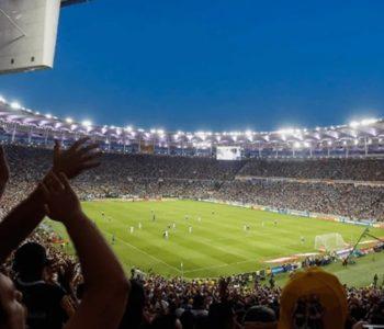 Retorno da torcida nos estádio brasileiro — © Reprodução