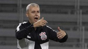 Tiago Nunes é demitido do Corinthians — © Reprodução